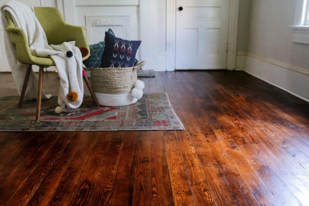 Hardwood Floors Installed